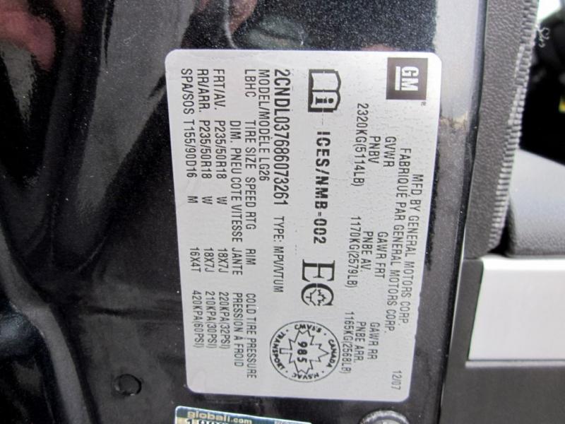 CHEVROLET EQUINOX 2008 price $5,999