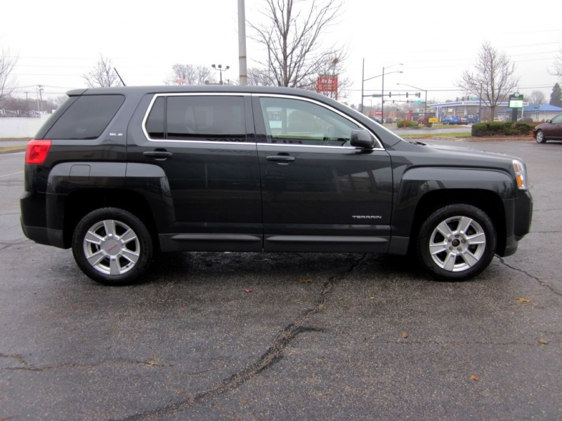 GMC TERRAIN 2013 price $11,999