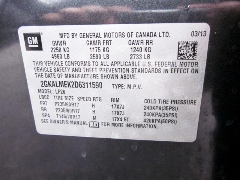 GMC TERRAIN 2013 price $11,999