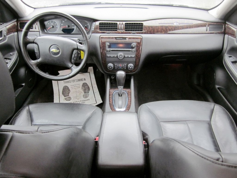 CHEVROLET IMPALA 2012 price $8,999