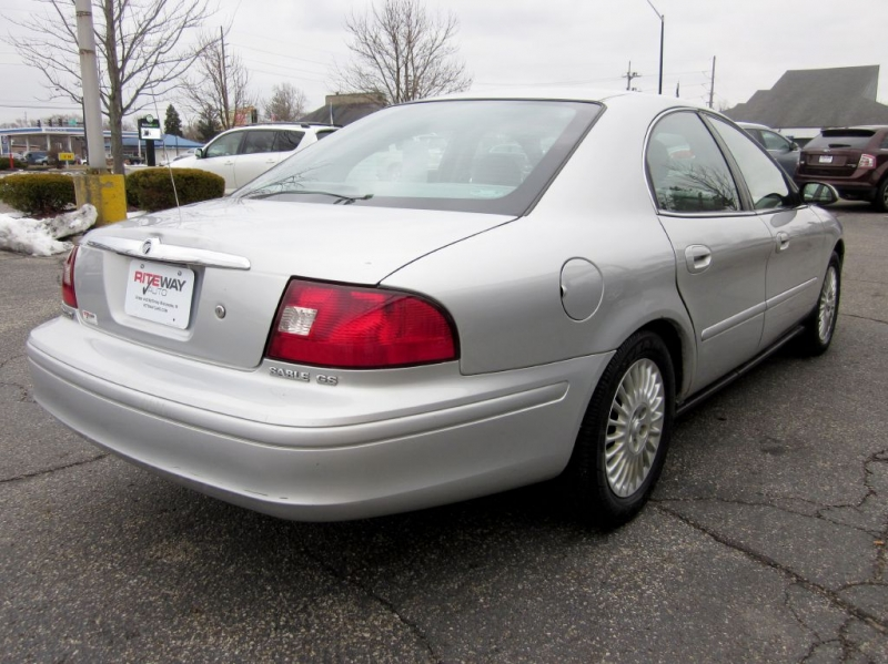 MERCURY SABLE 2003 price $2,499