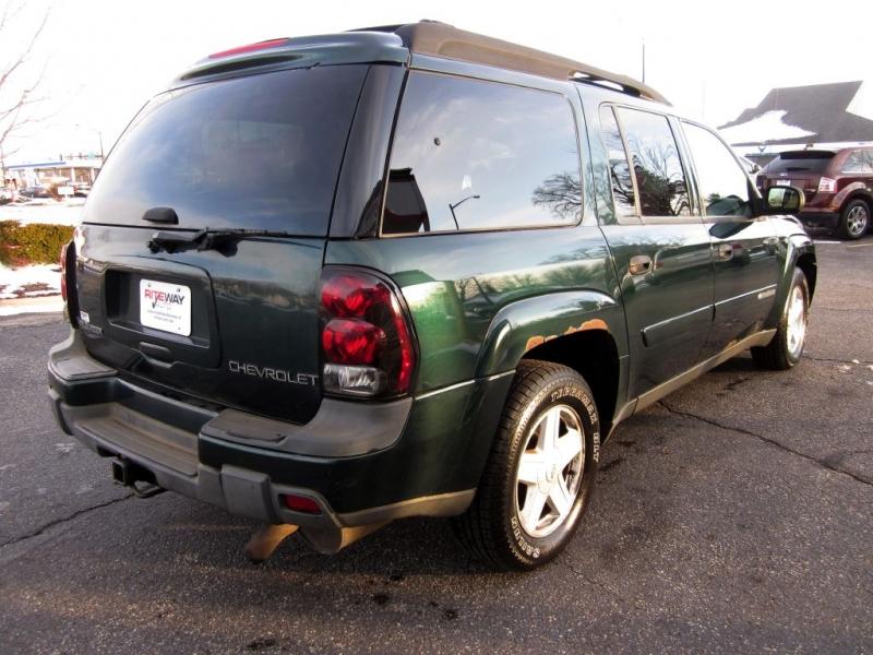 CHEVROLET TRAILBLAZER 2003 price $2,999