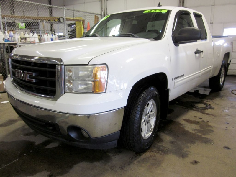 GMC SIERRA 2008 price $9,999