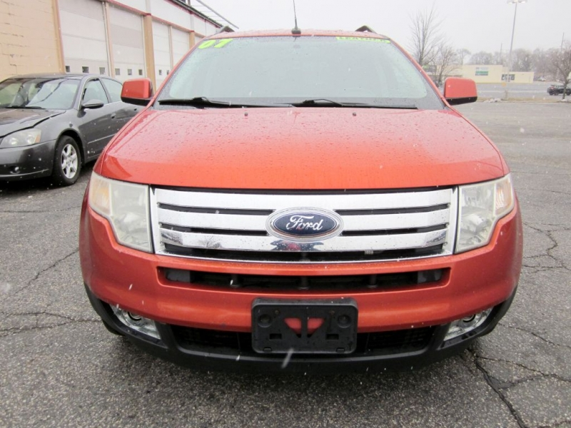 FORD EDGE 2007 price $6,499
