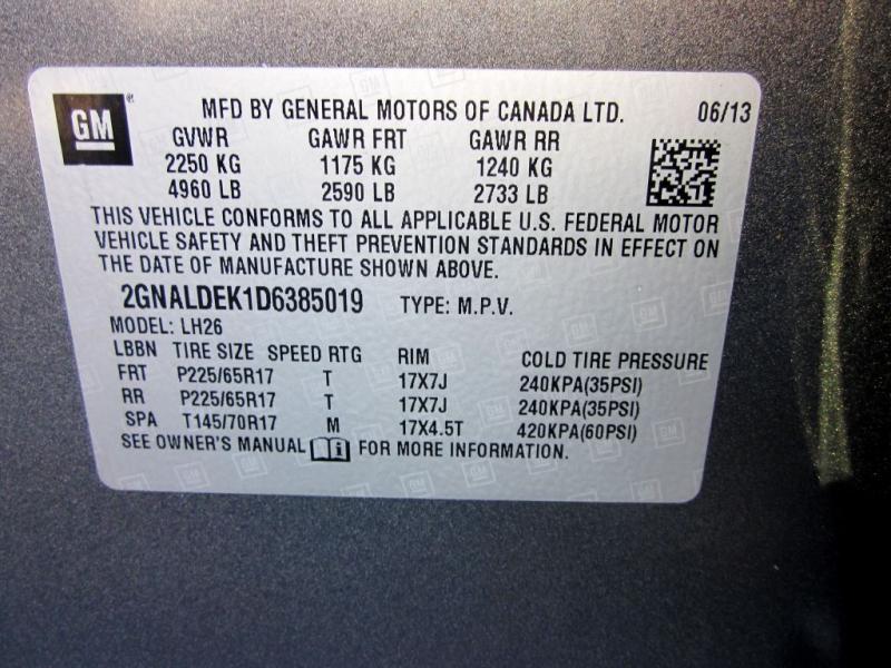 CHEVROLET EQUINOX 2013 price $7,999