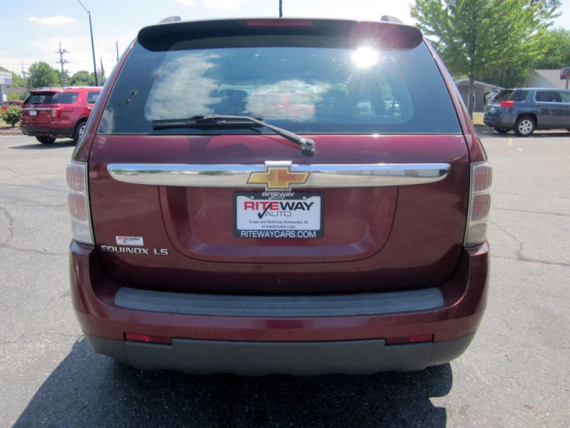 CHEVROLET EQUINOX 2007 price $4,499