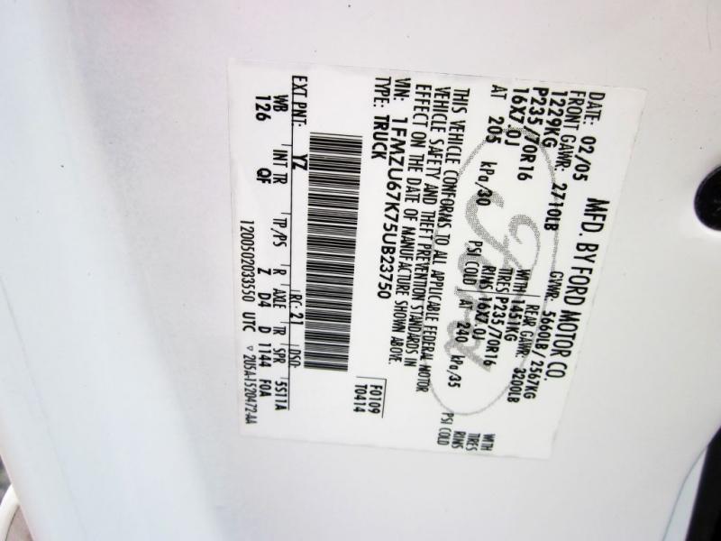 FORD EXPLORER SPORT 2005 price $4,999