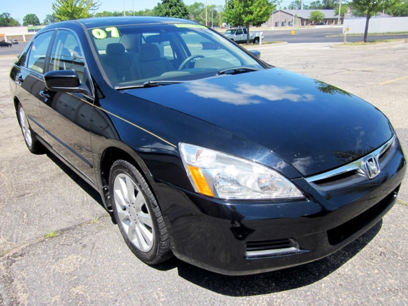 HONDA ACCORD 2007 price $5,499
