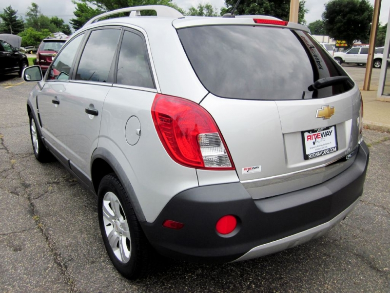 CHEVROLET CAPTIVA 2013 price $7,999