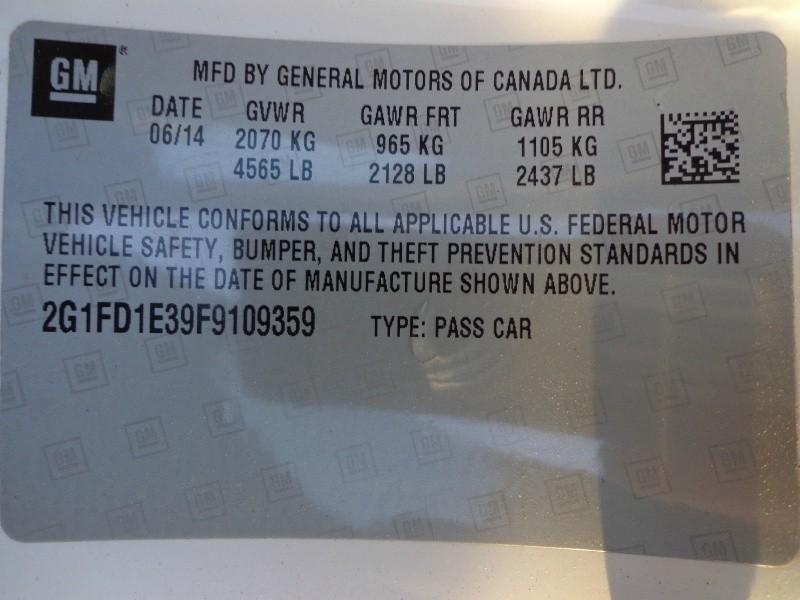 Chevrolet Camaro 2015 price $12,262