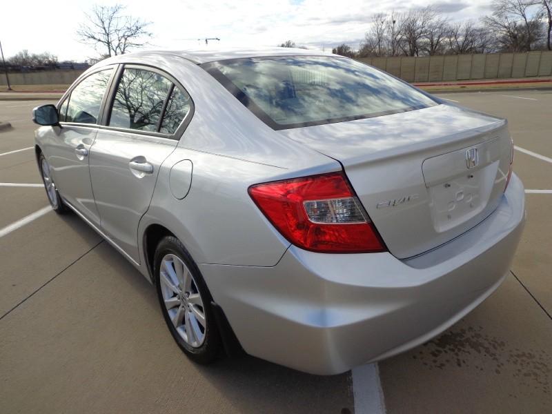 Honda Civic Sdn 2012 price $6,599