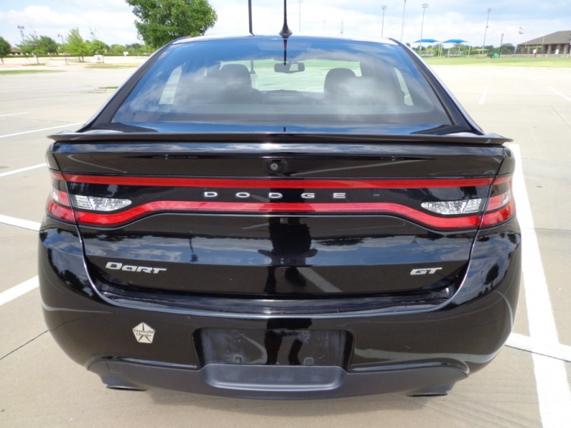 Dodge Dart GT 2015 price $8,999