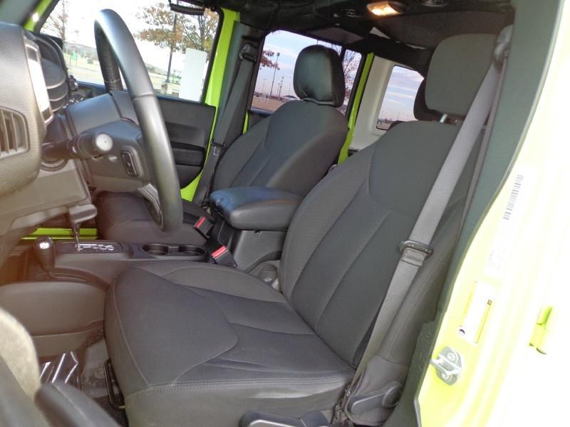 Jeep Wrangler Unlimited 2016 price $25,999