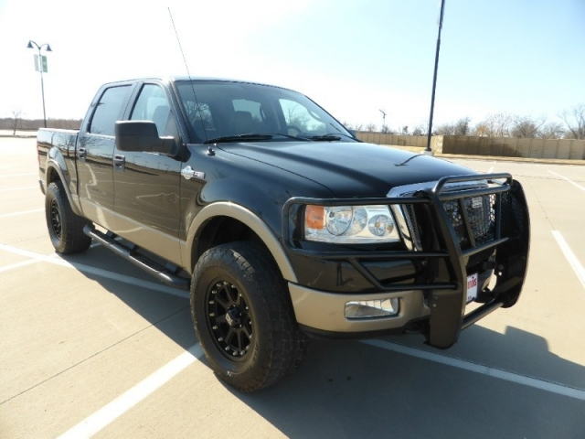 2005 Ford F 150 Supercrew King Ranch Lifted Xd Wheels 4wd