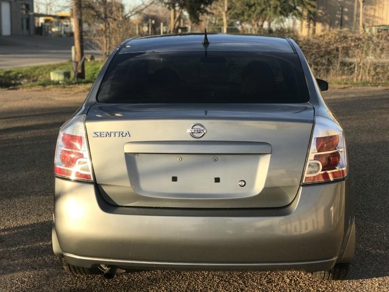 Nissan SENTRA 2009 price $4,500
