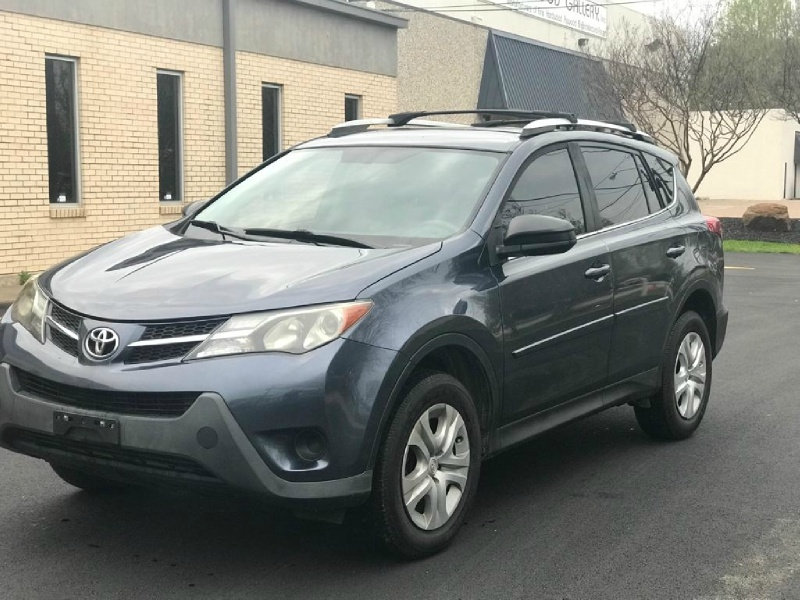 TOYOTA RAV4 2014 price Call for Pricing.