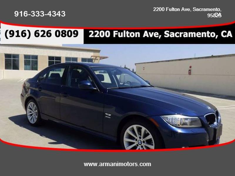 BMW 3 Series 2011 price $9,395