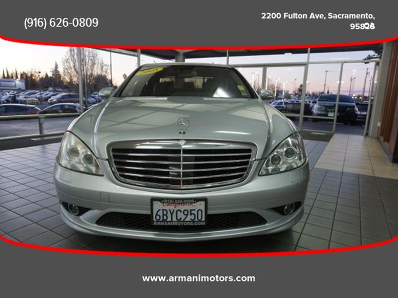 Mercedes-Benz S-Class 2008 price $11,995
