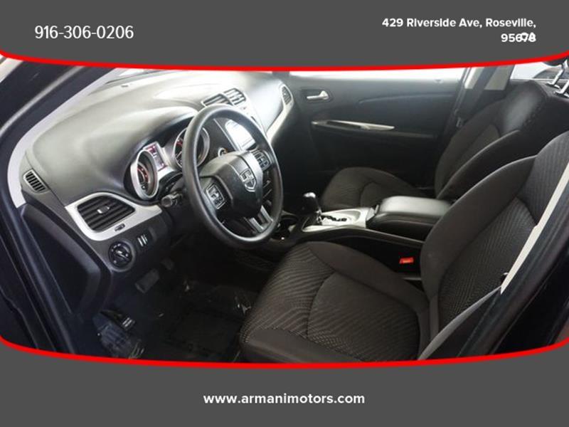 Dodge Journey 2012 price $8,250