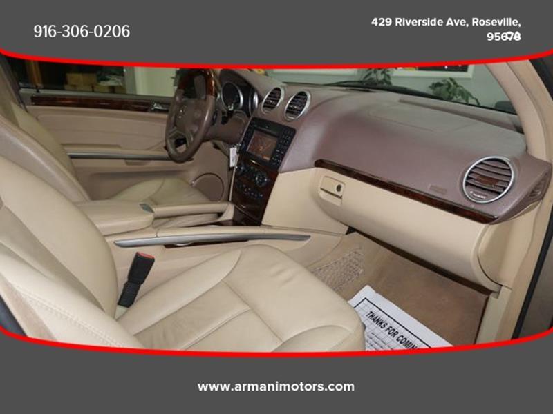 Mercedes-Benz GL-Class 2009 price $11,995