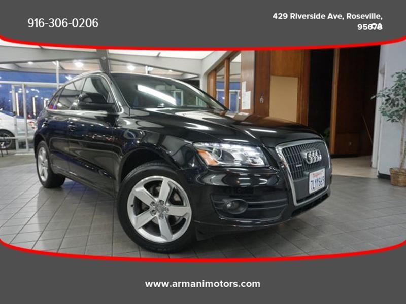 Audi Q5 2011 price $10,395