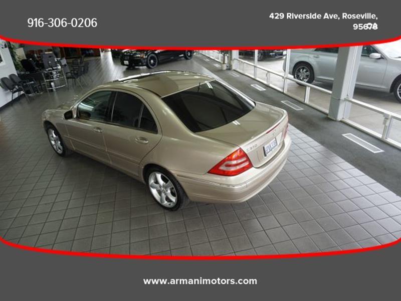 Mercedes-Benz C-Class 2002 price $3,550