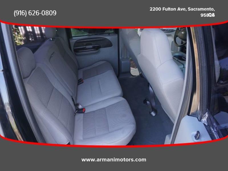 Ford F-250 Super Duty 2005 price $17,995