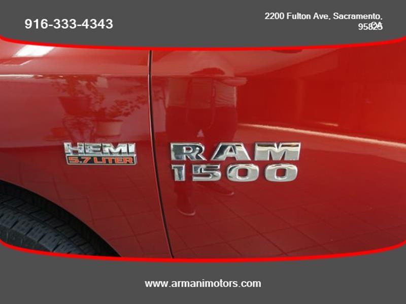 RAM Ram Pickup 1500 2014 price $16,500