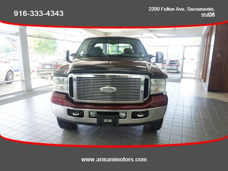 Ford F-250 Super Duty 2006 price $16,750