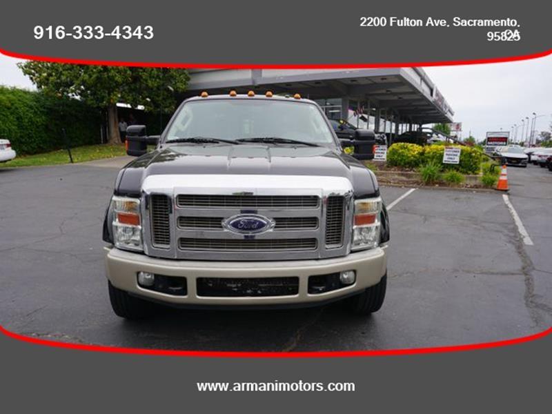 Ford F-450 Super Duty 2008 price $27,995