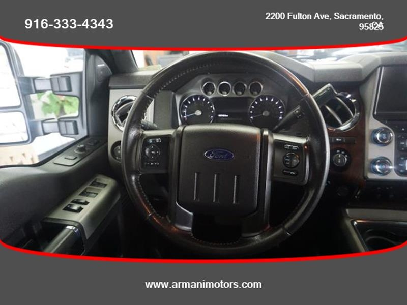 Ford F-350 Super Duty 2015 price $42,495