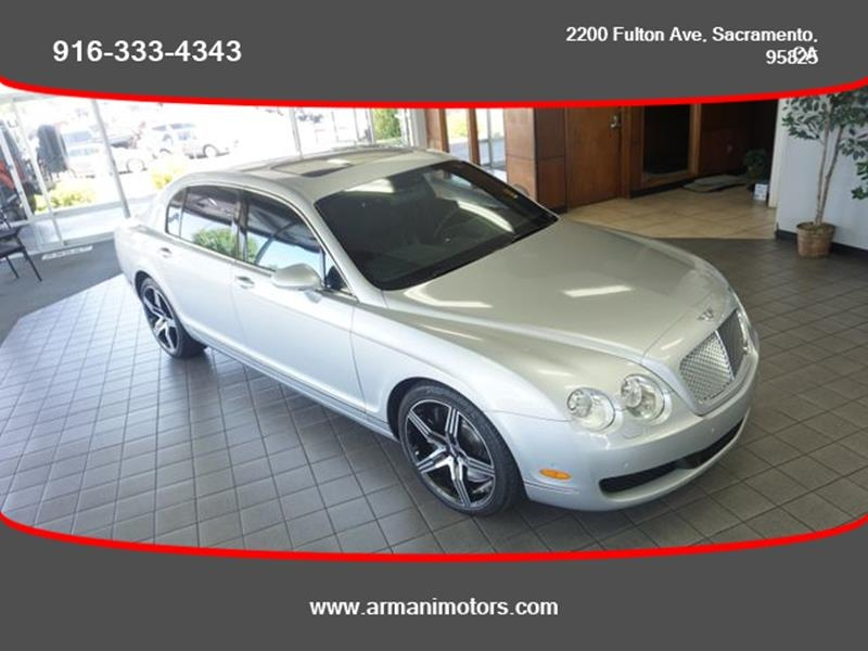 Bentley Continental 2006 price $31,495