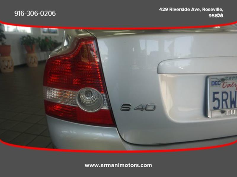 Volvo S40 2006 price $4,895