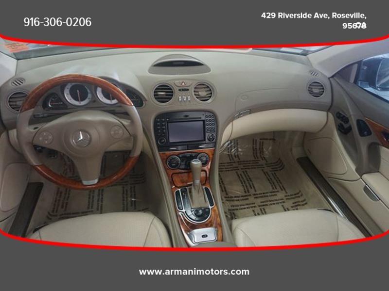 Mercedes-Benz SL-Class 2009 price $23,995