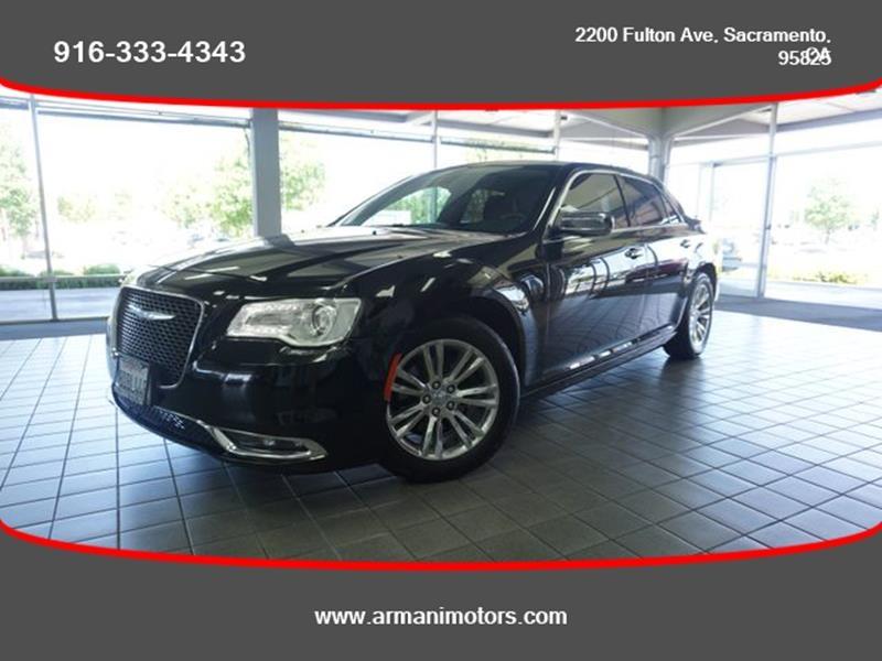 Chrysler 300 2016 price $15,495