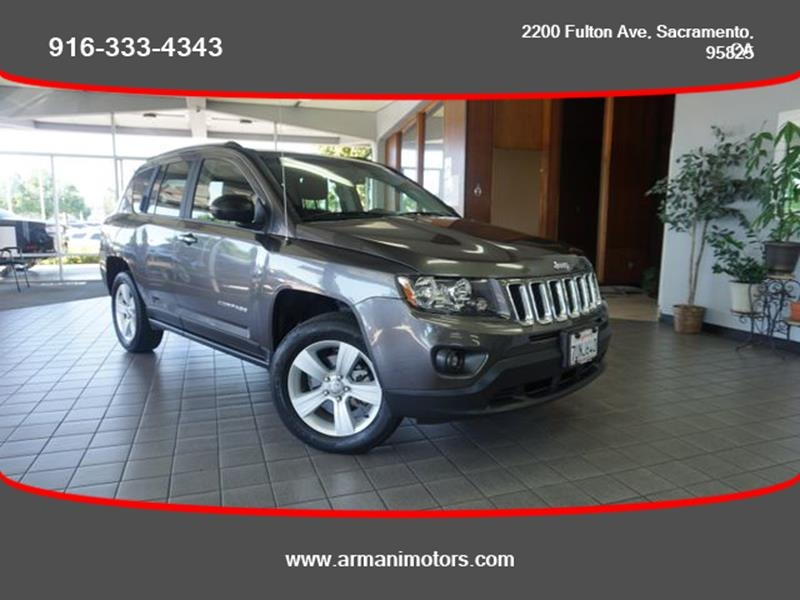Jeep Compass 2016 price $11,495