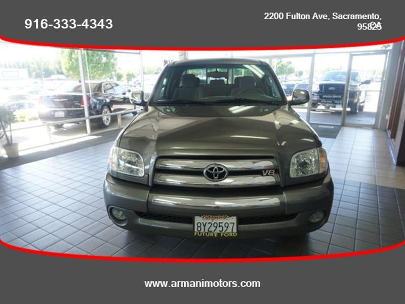 Toyota Tundra 2006 price $9,995