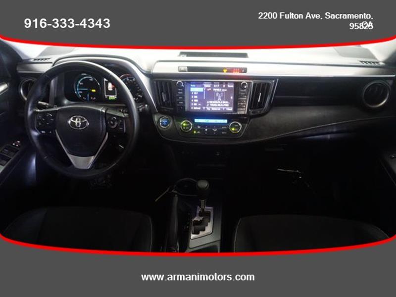 Toyota RAV4 Hybrid 2018 price $25,495