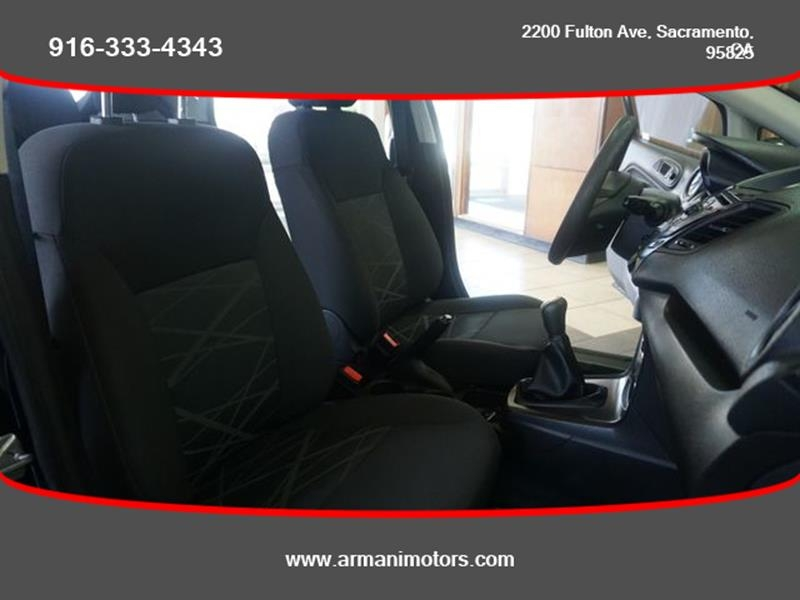 Ford Fiesta 2014 price $5,995