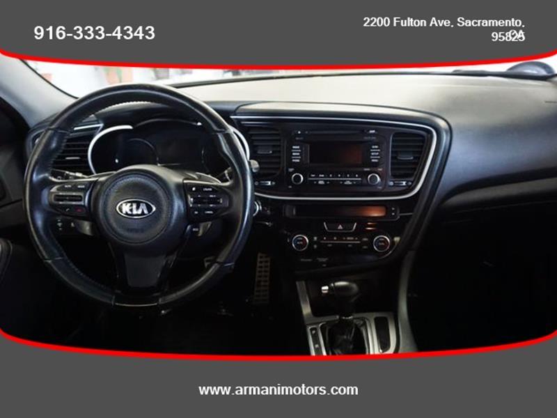Kia Optima 2015 price $13,995