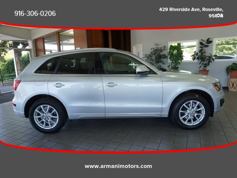 Audi Q5 2012 price $11,195