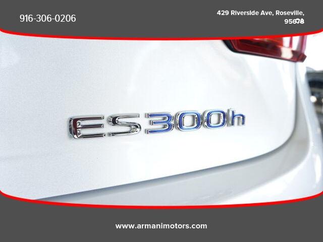 Lexus ES 300h 2016 price $23,295