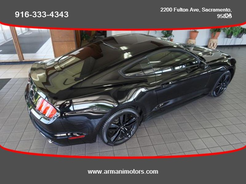Ford Mustang 2016 price $19,295