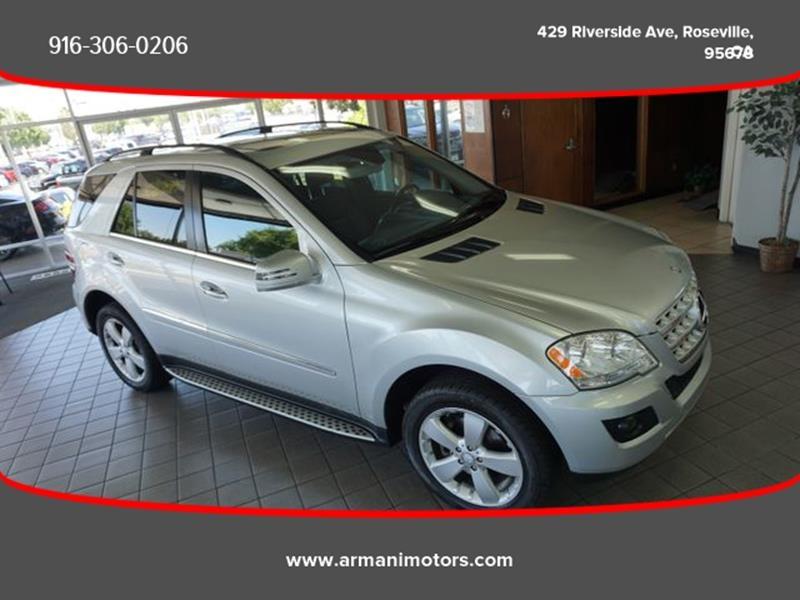 Mercedes-Benz M-Class 2011 price $15,795