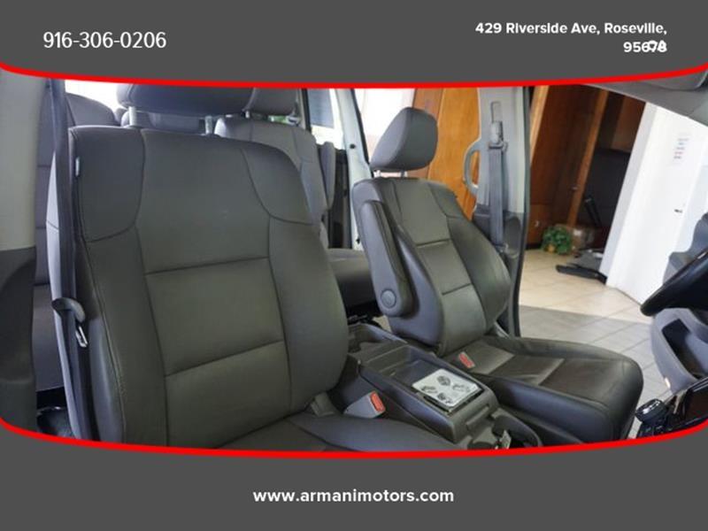 Honda Odyssey 2016 price $20,995