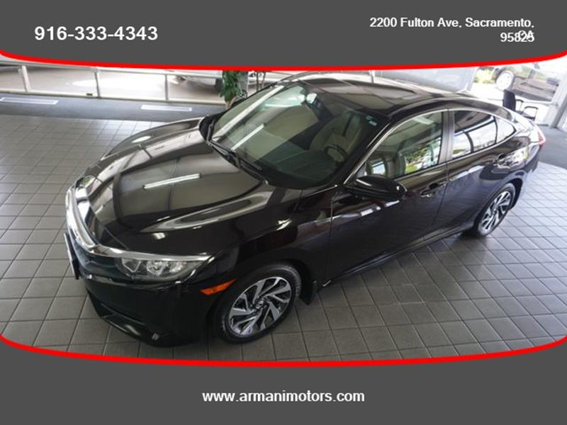 Honda Civic 2016 price $15,750