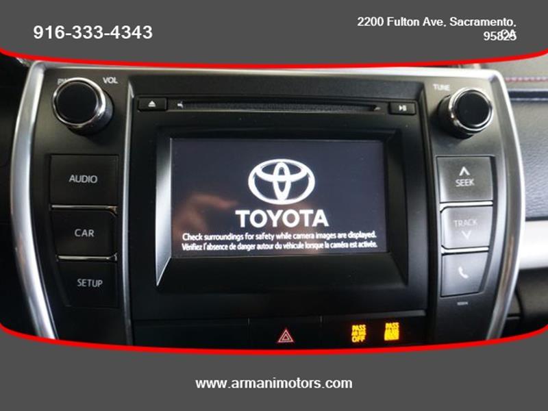 Toyota Camry 2017 price $16,995