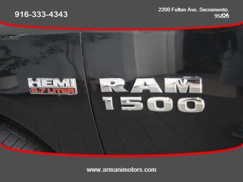 RAM Ram Pickup 1500 2017 price $20,450