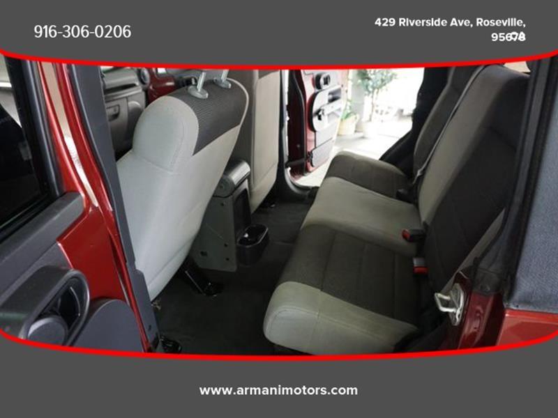 Jeep Wrangler Unlimited 2007 price $18,750