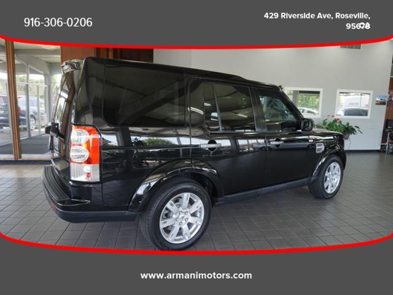 Land Rover LR4 2011 price $13,995